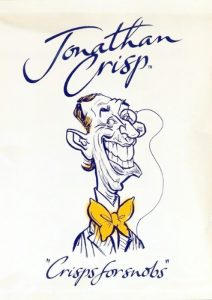Cartoon Illustration for Jonathan Crisp 4 by Paul Baker caricaturist