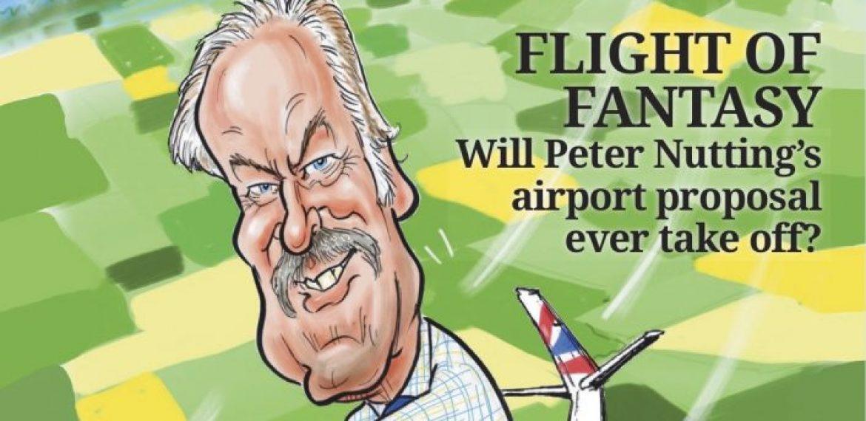 Cartoon Illustration for Shropshire Weekly