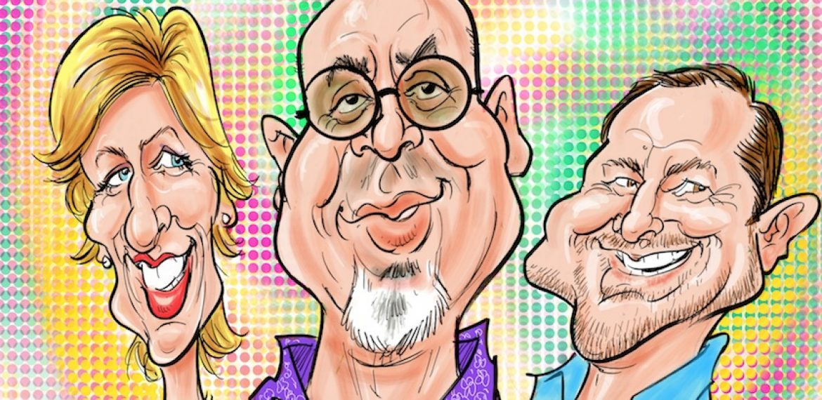 Digital Gift Caricatures