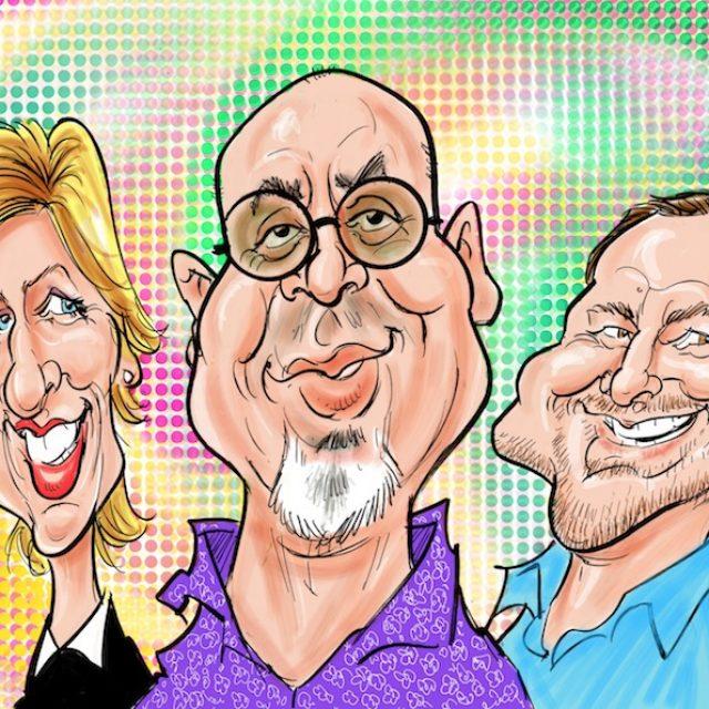 Digital Gift Caricatures