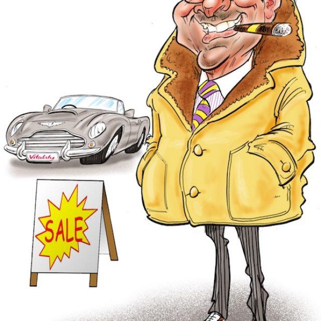 Individual Corporate Caricatures