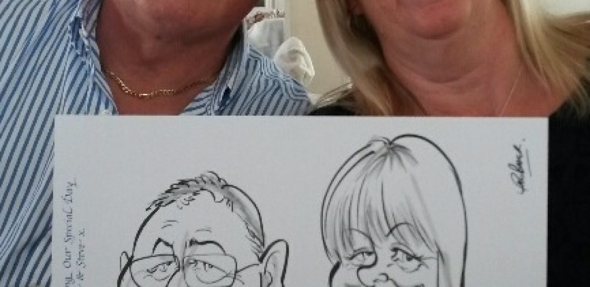 Live Caricatures