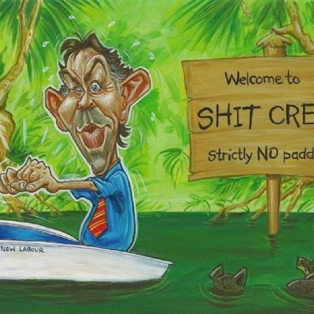 Shit Creek Blair