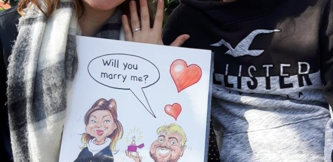 PROPOSAL CARICATURE