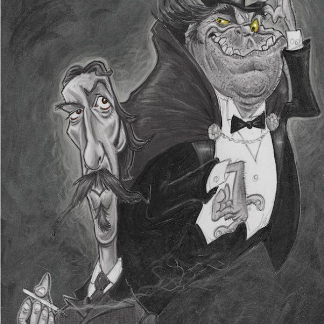ROBERT LOUIS STEPHENSON & MR HYDE